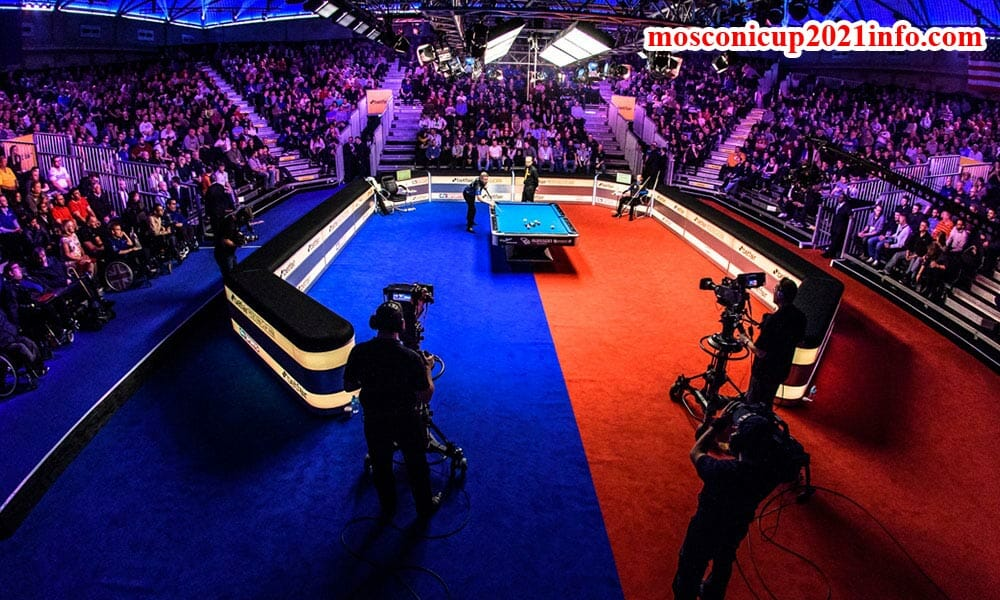 Mosconi cup 2021 live stream