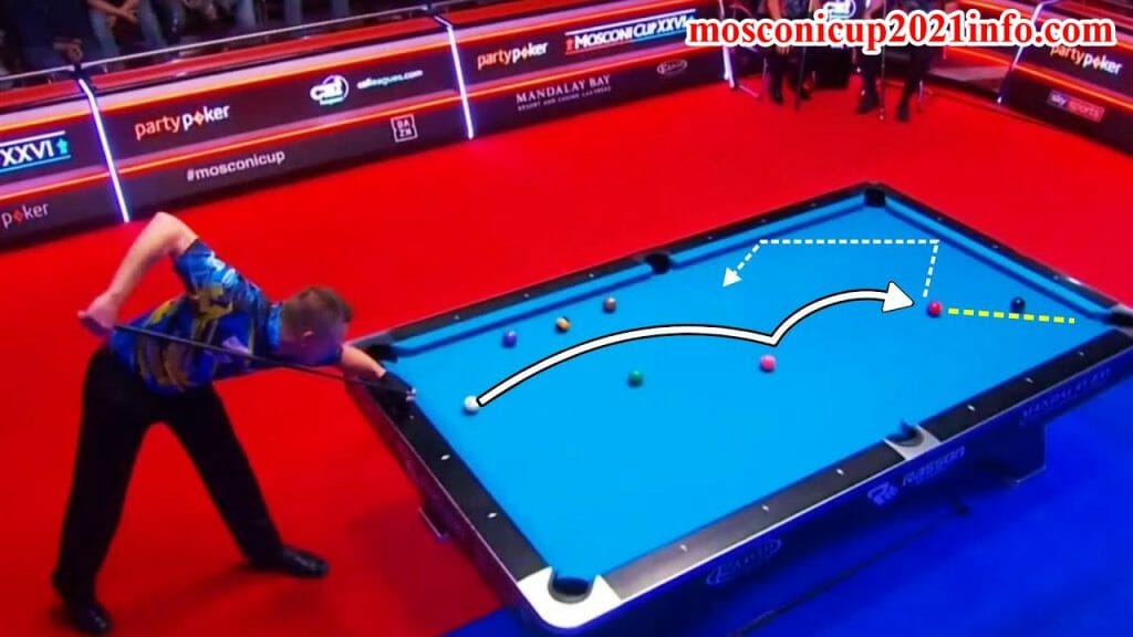 Mosconi cup 2021 live